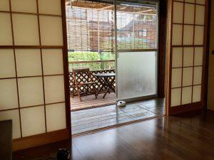 金沢区富岡東(ジュピの縁側)